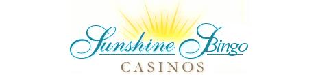 Sunshine Bingo - USA Friendly Bingo Halls